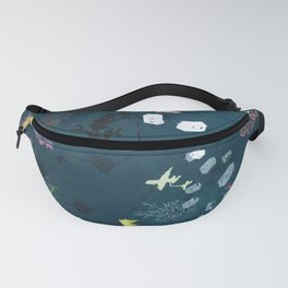 Destinations Fanny Pack