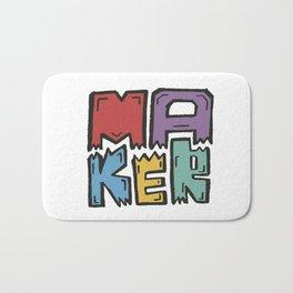 Maker Bath Mat
