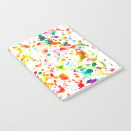 Sunday Splatter Notebook