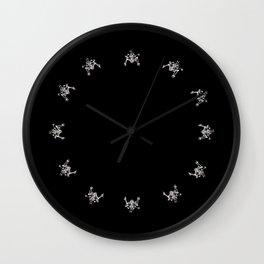 Sex Skeleton Wall Clock