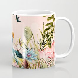 Landscapes of birds in paradise 2 Coffee Mug