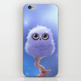 Polar Owl iPhone Skin