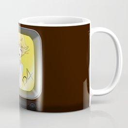 Teddie TV Coffee Mug