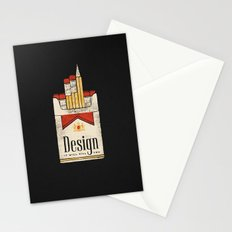 Design will kill you Stationery Cards