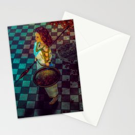Blood and Iron Stationery Cards