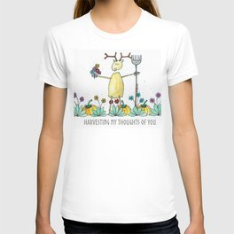 Harvesting Thoughts of You T-shirt