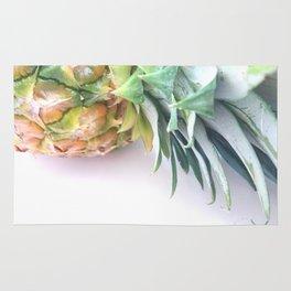 fresh pineapple Rug