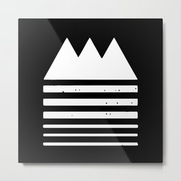 Norma Metal Print