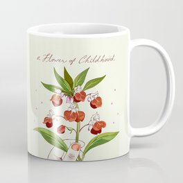 a Flower of Childhood Coffee Mug