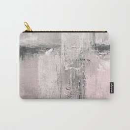 pink blush art Carry-All Pouch