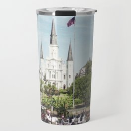 Jackson Square Travel Mug