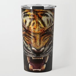 Tiger Roar Travel Mug