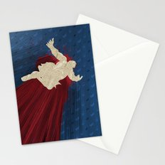 When Hondas Fly (Homage To Street Fighter's E. Honda) Stationery Cards