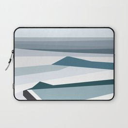 Geometric Bondi beach, Sydney Laptop Sleeve