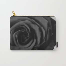Coal Rose Carry-All Pouch