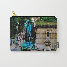 The Lady Weeps Carry-All Pouch
