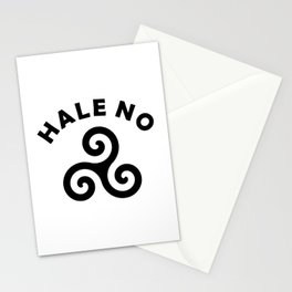 Hale No - Teen Wolf Stationery Cards