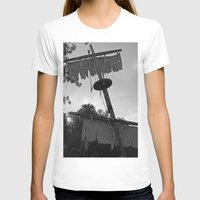 pirate ship T-shirts featuring Pirate Ship by Yellow Tie