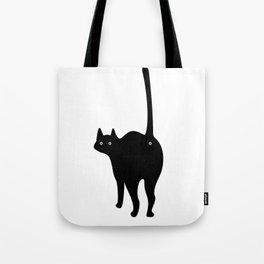 ooo cat Tote Bag