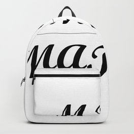 MIND / MATTER Backpack