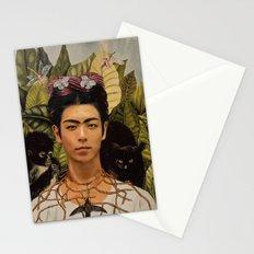 Toprida of BIGBANG Stationery Cards