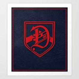 Dalton Art Print