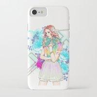 sagittarius iPhone & iPod Cases featuring Sagittarius by Sara Eshak