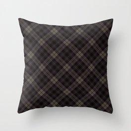 Scottish tartan #44 Throw Pillow