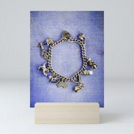 Charm Bracelet Mini Art Print