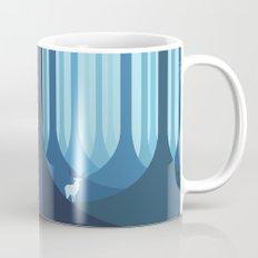Blue forest Mug