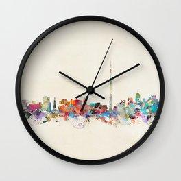 dublin ireland Wall Clock