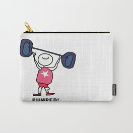 pumped! Carry-All Pouch