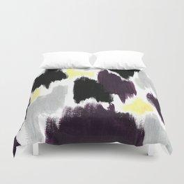 Purple Pattern Duvet Cover