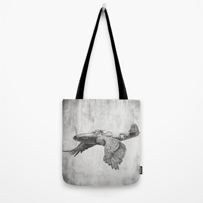 In which it's a bird. It's a plane. Tote Bag