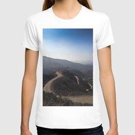 Climbing Blackstar T-shirt