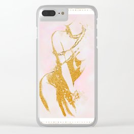 Chained Clear iPhone Case