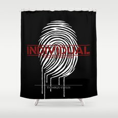 Individual Shower Curtain