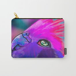 Colorful Cockatiel Carry-All Pouch