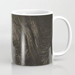 Stare Down With A Black Angus Coffee Mug