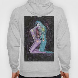 Love is a Vortex - Chakra Spiritual Kundalini Yoga Sex Hoody