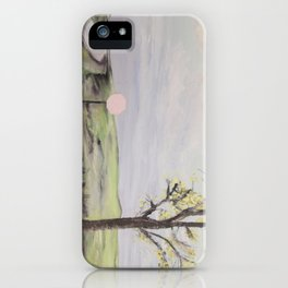 where the dark doors of our dreams are always wide open iPhone Case