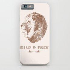 WILD & FREE Slim Case iPhone 6s
