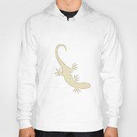 lizard Hoodies featuring Lizard by Abundance