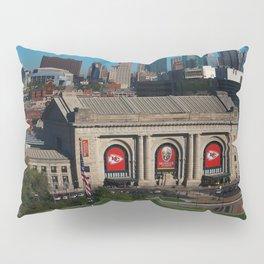Union Station Kansas City Pillow Sham