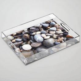 Rocks Acrylic Tray
