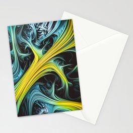 Tundara. Digital Abstract Stationery Cards