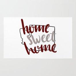 Home Sweet Home-WSU Rug