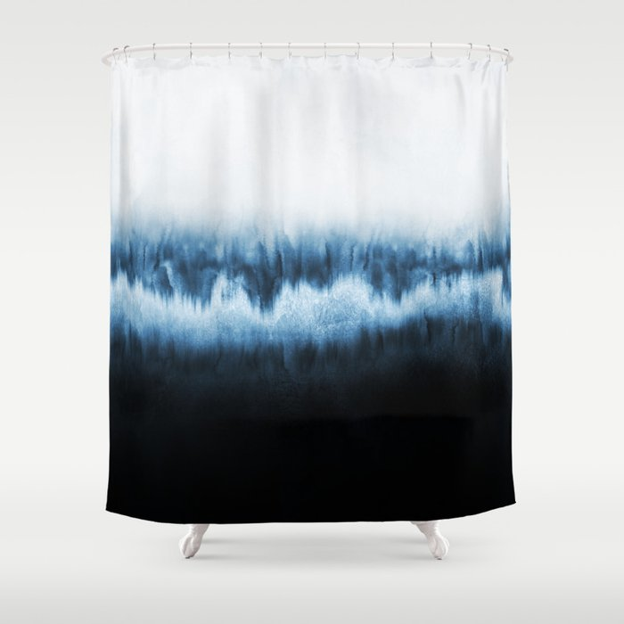 Forest Of Frost Shower Curtain
