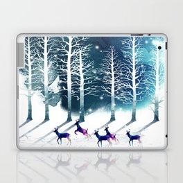 Winter Night 2 Laptop & iPad Skin