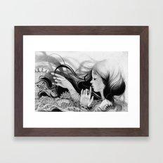 Melodía  Framed Art Print